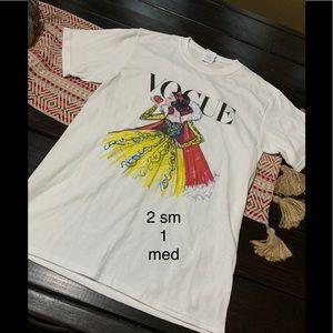 Vogue Snow White T-shirt